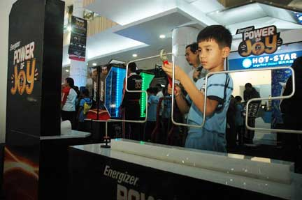 Menutup 2018, Energizer Gelar Kampanye 'Power of Joy'